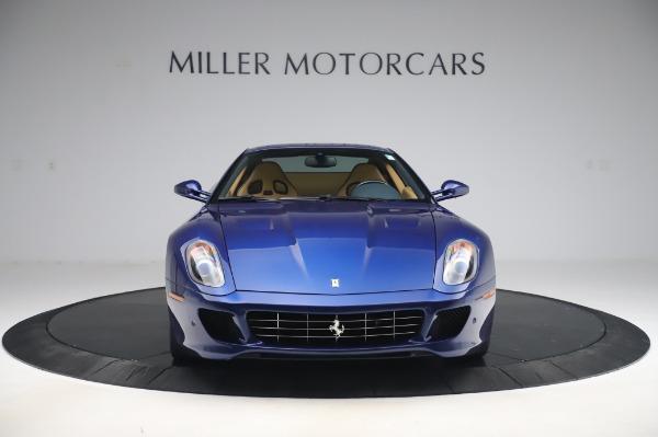 Used 2009 Ferrari 599 GTB Fiorano for sale $165,900 at Aston Martin of Greenwich in Greenwich CT 06830 12