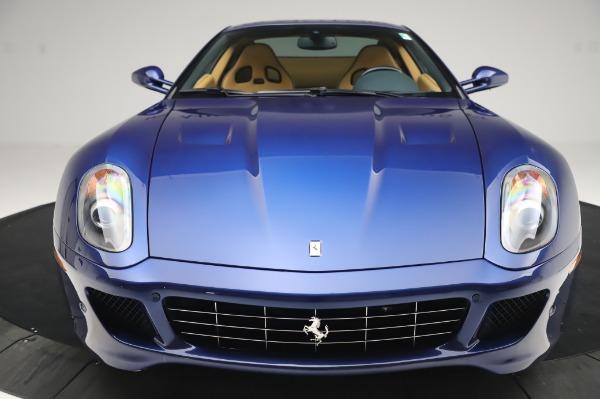 Used 2009 Ferrari 599 GTB Fiorano for sale $165,900 at Aston Martin of Greenwich in Greenwich CT 06830 13