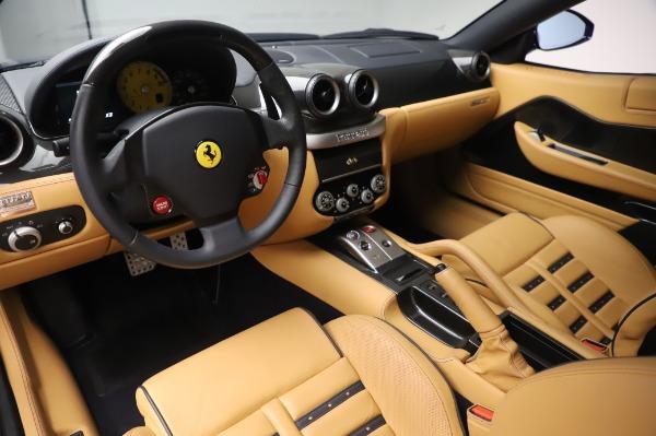 Used 2009 Ferrari 599 GTB Fiorano for sale $165,900 at Aston Martin of Greenwich in Greenwich CT 06830 14