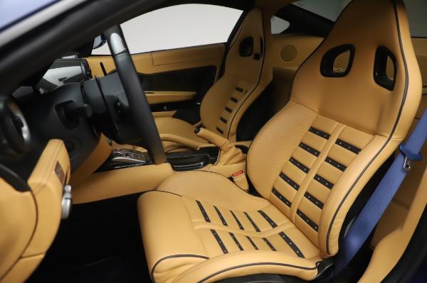 Used 2009 Ferrari 599 GTB Fiorano for sale $165,900 at Aston Martin of Greenwich in Greenwich CT 06830 16
