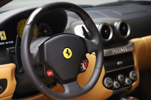 Used 2009 Ferrari 599 GTB Fiorano for sale $165,900 at Aston Martin of Greenwich in Greenwich CT 06830 21