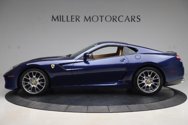 Used 2009 Ferrari 599 GTB Fiorano for sale $165,900 at Aston Martin of Greenwich in Greenwich CT 06830 3