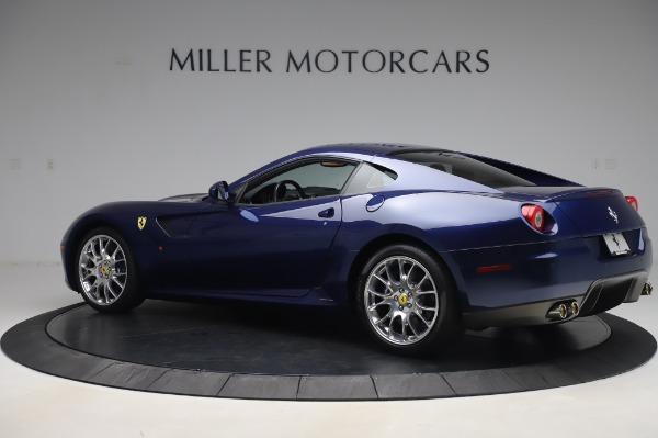 Used 2009 Ferrari 599 GTB Fiorano for sale $165,900 at Aston Martin of Greenwich in Greenwich CT 06830 4