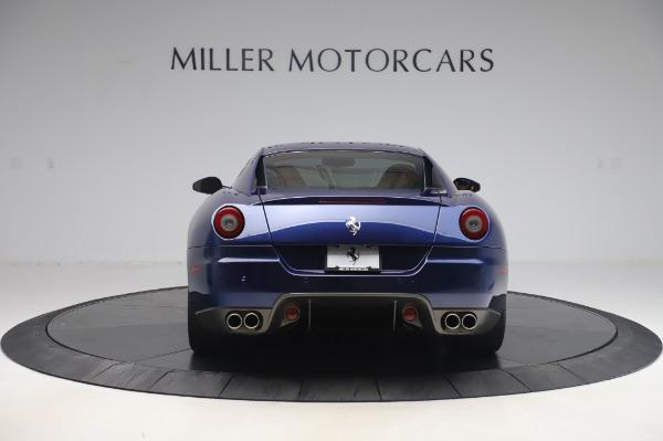 Used 2009 Ferrari 599 GTB Fiorano for sale $165,900 at Aston Martin of Greenwich in Greenwich CT 06830 6