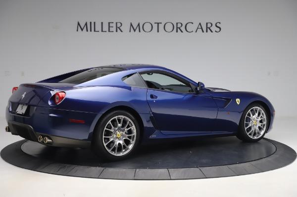 Used 2009 Ferrari 599 GTB Fiorano for sale $165,900 at Aston Martin of Greenwich in Greenwich CT 06830 8