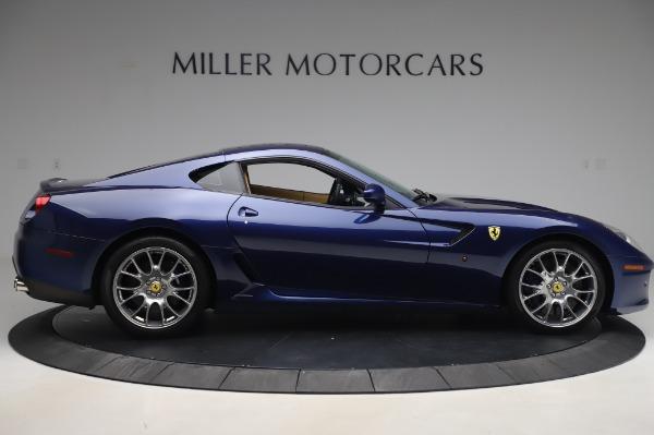Used 2009 Ferrari 599 GTB Fiorano for sale $165,900 at Aston Martin of Greenwich in Greenwich CT 06830 9
