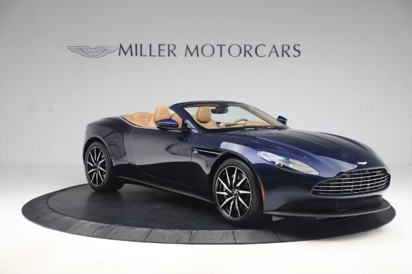 New 2020 Aston Martin DB11 Volante Volante for sale $248,326 at Aston Martin of Greenwich in Greenwich CT 06830 10