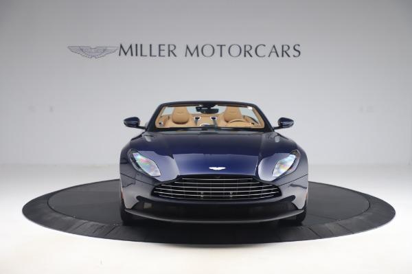 New 2020 Aston Martin DB11 Volante for sale $248,326 at Aston Martin of Greenwich in Greenwich CT 06830 11