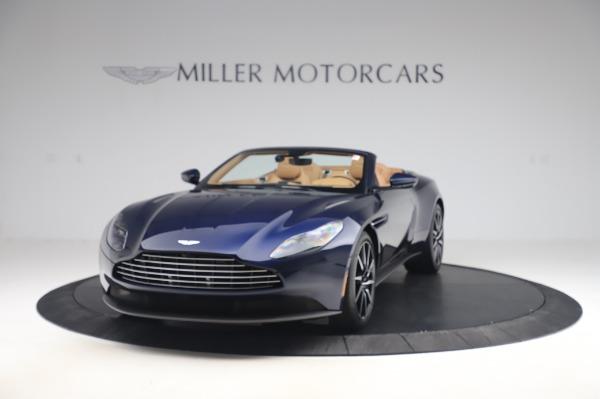 New 2020 Aston Martin DB11 Volante Volante for sale $248,326 at Aston Martin of Greenwich in Greenwich CT 06830 12
