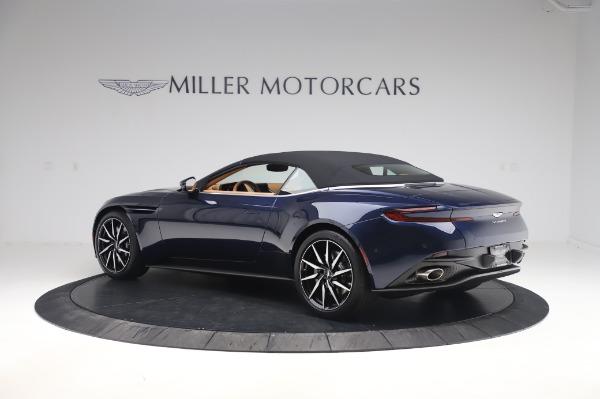 New 2020 Aston Martin DB11 Volante for sale $248,326 at Aston Martin of Greenwich in Greenwich CT 06830 14