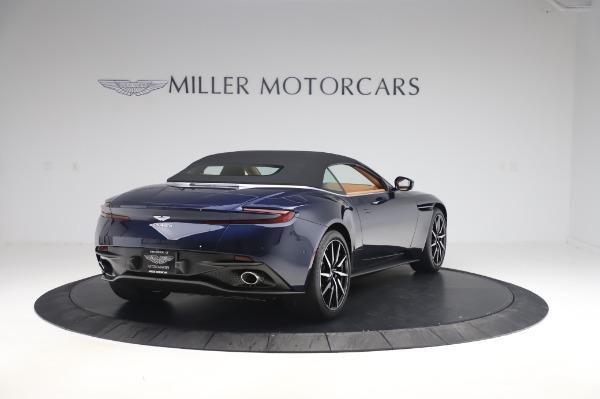 New 2020 Aston Martin DB11 Volante for sale $248,326 at Aston Martin of Greenwich in Greenwich CT 06830 15