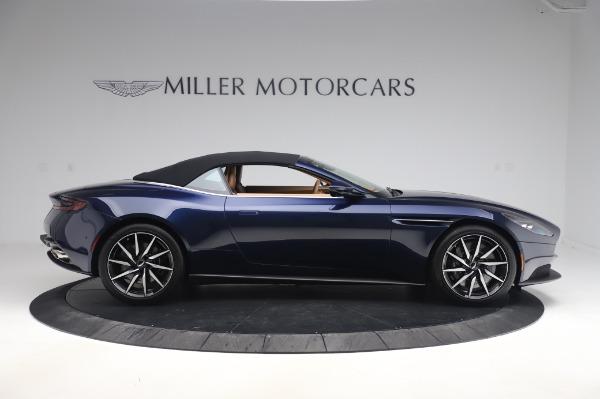 New 2020 Aston Martin DB11 Volante Volante for sale $248,326 at Aston Martin of Greenwich in Greenwich CT 06830 16