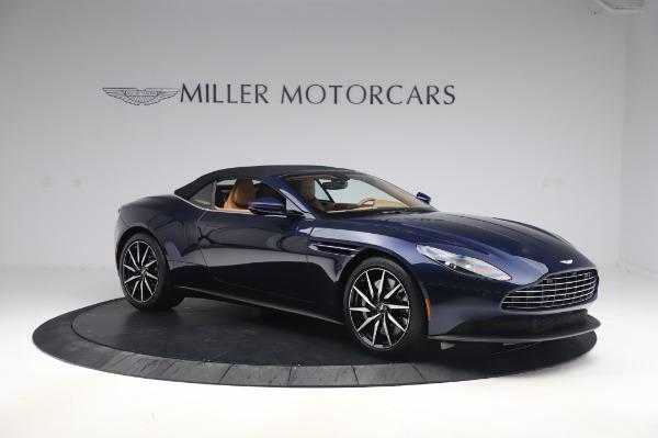 New 2020 Aston Martin DB11 Volante for sale $248,326 at Aston Martin of Greenwich in Greenwich CT 06830 17