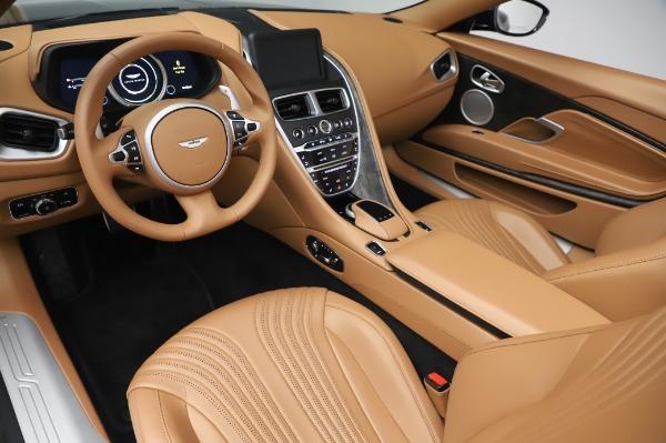 New 2020 Aston Martin DB11 Volante Volante for sale $248,326 at Aston Martin of Greenwich in Greenwich CT 06830 18