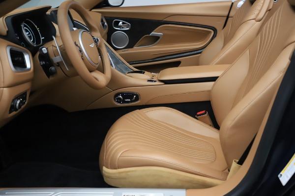 New 2020 Aston Martin DB11 Volante Volante for sale $248,326 at Aston Martin of Greenwich in Greenwich CT 06830 19