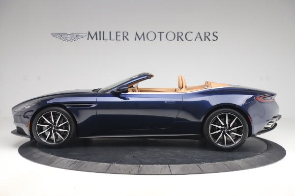 New 2020 Aston Martin DB11 Volante for sale $248,326 at Aston Martin of Greenwich in Greenwich CT 06830 2