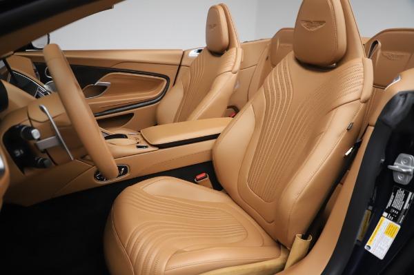 New 2020 Aston Martin DB11 Volante for sale $248,326 at Aston Martin of Greenwich in Greenwich CT 06830 20