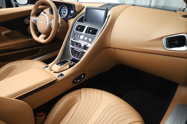 New 2020 Aston Martin DB11 Volante Volante for sale $248,326 at Aston Martin of Greenwich in Greenwich CT 06830 22