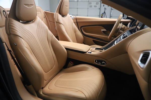 New 2020 Aston Martin DB11 Volante for sale $248,326 at Aston Martin of Greenwich in Greenwich CT 06830 23