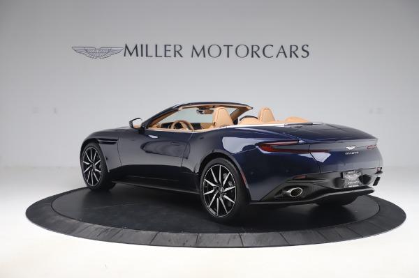 New 2020 Aston Martin DB11 Volante for sale $248,326 at Aston Martin of Greenwich in Greenwich CT 06830 4