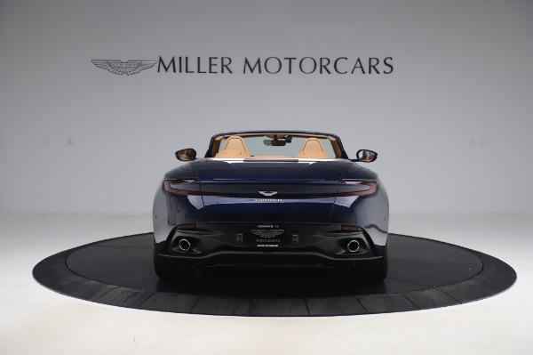 New 2020 Aston Martin DB11 Volante Volante for sale $248,326 at Aston Martin of Greenwich in Greenwich CT 06830 5