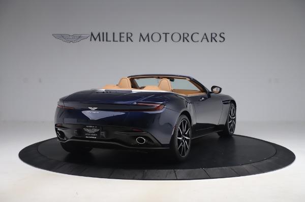 New 2020 Aston Martin DB11 Volante Volante for sale $248,326 at Aston Martin of Greenwich in Greenwich CT 06830 6