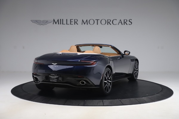 New 2020 Aston Martin DB11 Volante for sale $248,326 at Aston Martin of Greenwich in Greenwich CT 06830 6