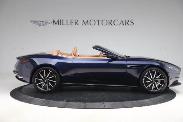 New 2020 Aston Martin DB11 Volante Volante for sale $248,326 at Aston Martin of Greenwich in Greenwich CT 06830 8