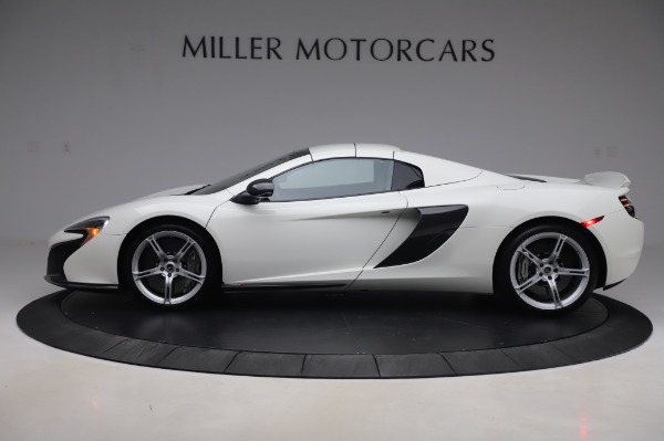 Used 2016 McLaren 650S Spider for sale $152,900 at Aston Martin of Greenwich in Greenwich CT 06830 11