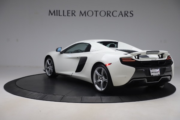Used 2016 McLaren 650S Spider for sale $152,900 at Aston Martin of Greenwich in Greenwich CT 06830 12