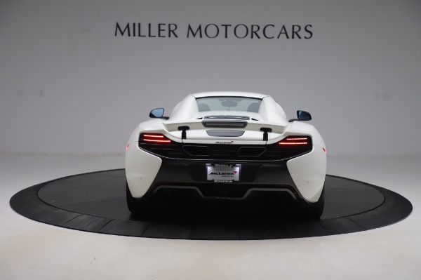 Used 2016 McLaren 650S Spider for sale $152,900 at Aston Martin of Greenwich in Greenwich CT 06830 13