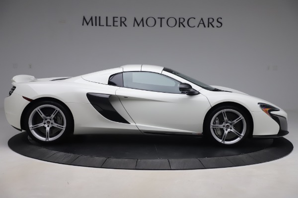 Used 2016 McLaren 650S Spider for sale $152,900 at Aston Martin of Greenwich in Greenwich CT 06830 15
