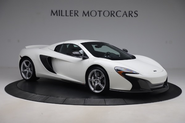 Used 2016 McLaren 650S Spider for sale $152,900 at Aston Martin of Greenwich in Greenwich CT 06830 16