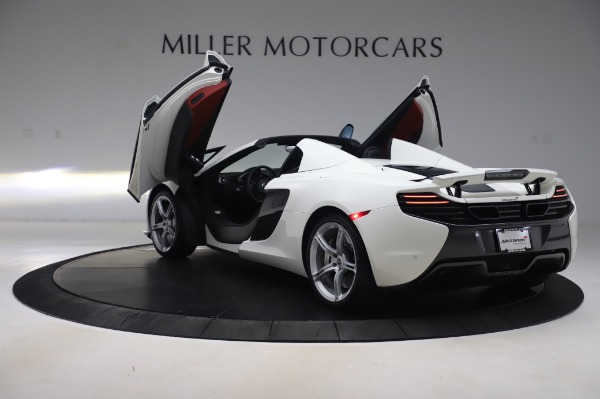 Used 2016 McLaren 650S Spider for sale $152,900 at Aston Martin of Greenwich in Greenwich CT 06830 18