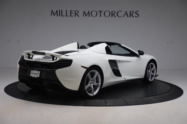 Used 2016 McLaren 650S Spider for sale $152,900 at Aston Martin of Greenwich in Greenwich CT 06830 5