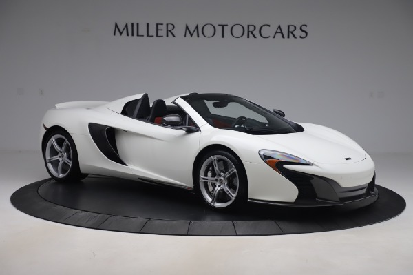 Used 2016 McLaren 650S Spider for sale $152,900 at Aston Martin of Greenwich in Greenwich CT 06830 7