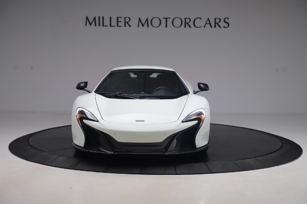 Used 2016 McLaren 650S Spider for sale $152,900 at Aston Martin of Greenwich in Greenwich CT 06830 9