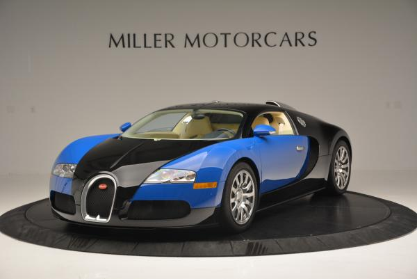Used 2006 Bugatti Veyron 16.4 for sale Sold at Aston Martin of Greenwich in Greenwich CT 06830 2