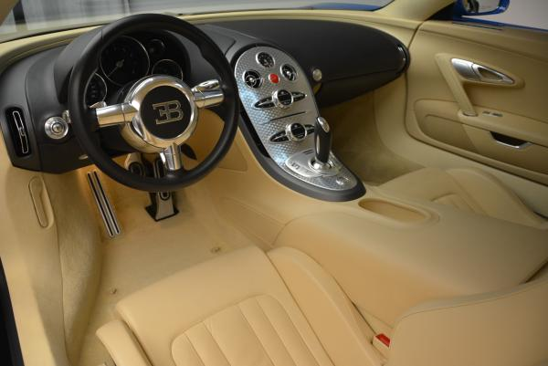 Used 2006 Bugatti Veyron 16.4 for sale Sold at Aston Martin of Greenwich in Greenwich CT 06830 20