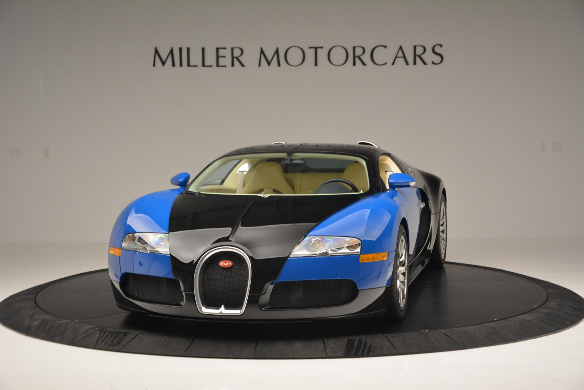 Used 2006 Bugatti Veyron 16.4 for sale Sold at Aston Martin of Greenwich in Greenwich CT 06830 1