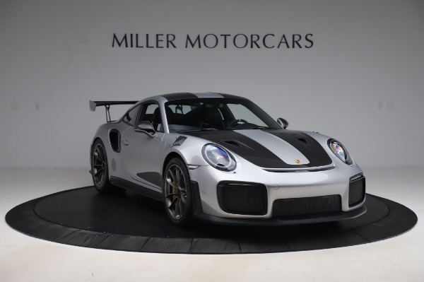 Used 2019 Porsche 911 GT2 RS for sale $316,900 at Aston Martin of Greenwich in Greenwich CT 06830 10