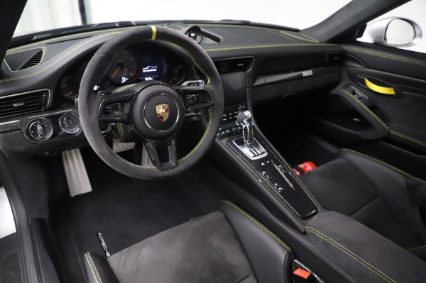 Used 2019 Porsche 911 GT2 RS for sale $316,900 at Aston Martin of Greenwich in Greenwich CT 06830 13
