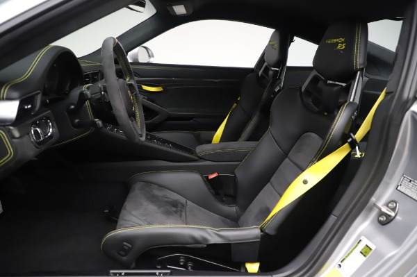 Used 2019 Porsche 911 GT2 RS for sale $316,900 at Aston Martin of Greenwich in Greenwich CT 06830 14