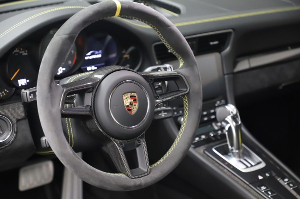 Used 2019 Porsche 911 GT2 RS for sale $316,900 at Aston Martin of Greenwich in Greenwich CT 06830 16