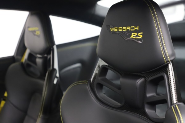 Used 2019 Porsche 911 GT2 RS for sale $316,900 at Aston Martin of Greenwich in Greenwich CT 06830 17