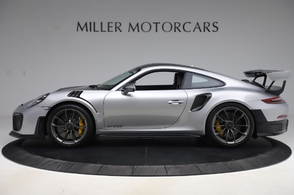 Used 2019 Porsche 911 GT2 RS for sale $316,900 at Aston Martin of Greenwich in Greenwich CT 06830 2