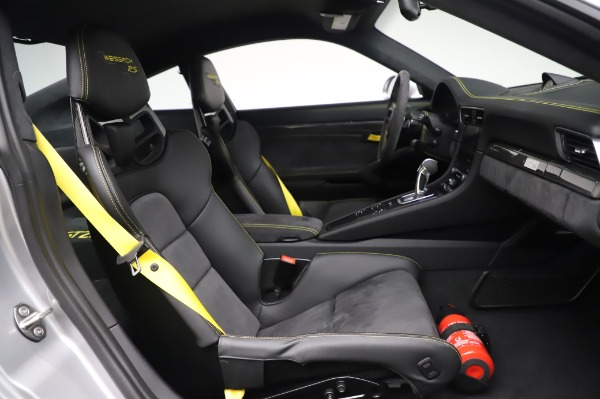 Used 2019 Porsche 911 GT2 RS for sale $316,900 at Aston Martin of Greenwich in Greenwich CT 06830 21