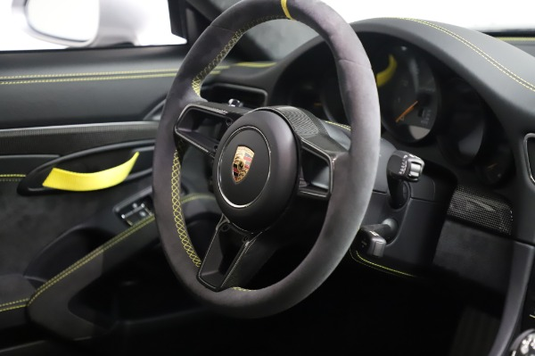 Used 2019 Porsche 911 GT2 RS for sale $316,900 at Aston Martin of Greenwich in Greenwich CT 06830 26