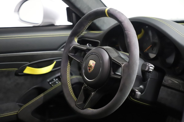 Used 2019 Porsche 911 GT2 RS for sale $316,900 at Aston Martin of Greenwich in Greenwich CT 06830 27
