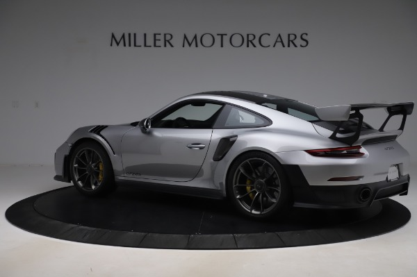Used 2019 Porsche 911 GT2 RS for sale $316,900 at Aston Martin of Greenwich in Greenwich CT 06830 3